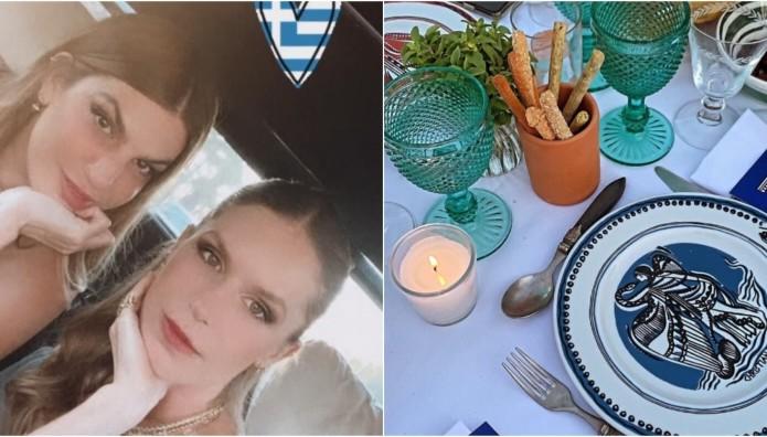 Στα Αναφιώτικα έγινε το χλιδάτο πριβέ δείπνο του Dior