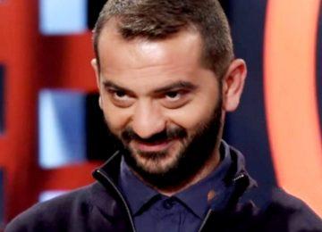 "MasterChef: To twitter στηρίζει τον πικραμένο Λεωνίδα Κουτσόπουλο από τα λόγια της Καγιά – ""Λεωνίδα είσαι ο ομορφότερος"""