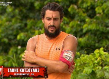 Survivor: O Σάκης Κατσούλης δεν ξέχασε τα γενέθλια του φίλου του Τριαντάφυλλου – Δες τι έκανε