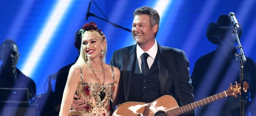 O ονειρικός γάμος της Gwen Stefani & του Blake Shelton σε ράντσο στην Οκλαχόμα