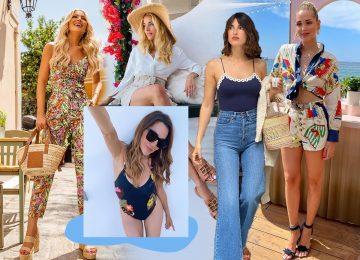 Tα πιο ωραία fashion post που ανέβασαν αυτή την εβδομάδα οι διάσημες