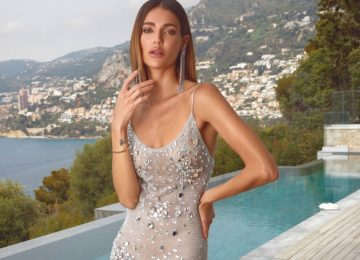Kάννες 2021: Οι Celia Kritharioti δημιουργίες που φόρεσαν οι stars στη λαμπερή διοργάνωση