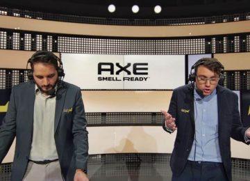 AXE x Greek League of Legends: Το LOL ξεκίνησε και δεν χάνουμε αγώνα!
