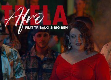 """""""Trela"""" προκαλεί η Afro με το νέο της τραγούδι!"""
