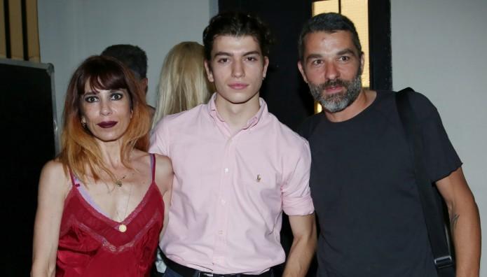 Λαγούτης - Αλικάκη: Οι γιοι τους έφτιαξαν προφίλ στο Instagram