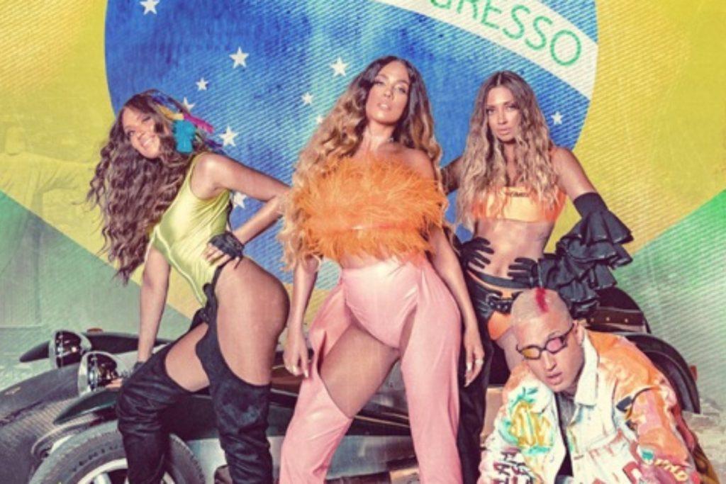 """Rio"" - Με αέρα Βραζιλίας οι Dinamiss, Κατερίνα Στικούδη & Mc Daddy στο νέο τους κλιπ!"