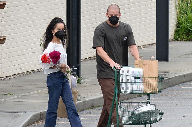 Zoë Kravitz – Channing Tatum: Το νέο hot ζευγάρι Hollywood – Δεν κρύβουν τον έρωτά τους