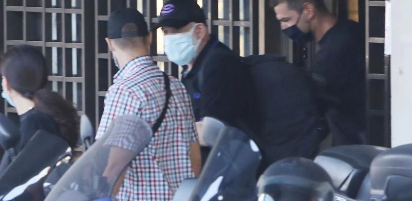 «Όχι» Δικαστηρίου στην αποφυλάκιση του Πέτρου Φιλιππίδη - Παραμένει υπό κράτηση