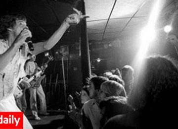 Little Boy Blue & The Cockroaches: Η ινκόγκνιτο συναυλία των Rolling Stones (pics)