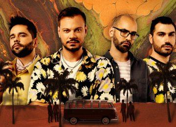 ΑΝΩ ΚΑΤΩ | Μας κάνουν… «Άνω Κάτω» με το νέο τους single!