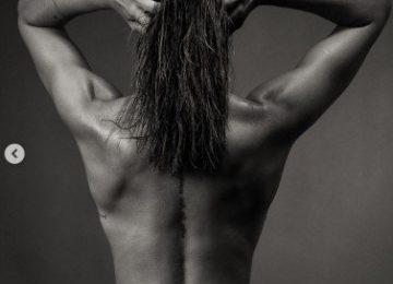 Δώρα Παντέλη: Οι γυμνές φωτογραφίες της που άφησαν εποχή