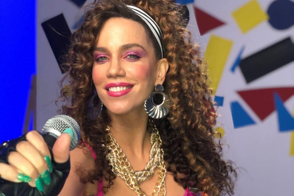 Κατερίνα Στικούδη   Pop Diva των 80's στο νέο της video clip «Της Καρδιάς Το Κλειδί»!