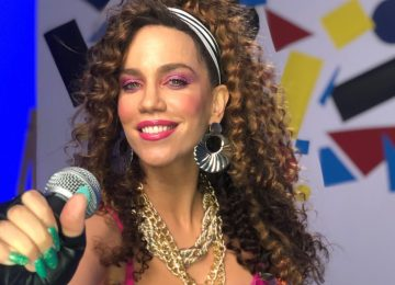 Κατερίνα Στικούδη | Pop Diva των 80's στο νέο της video clip «Της Καρδιάς Το Κλειδί»!