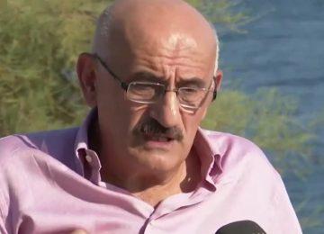 Ο Τάκης Βαμβακίδης για την πιο δύσκολη στιγμή της ζωής του