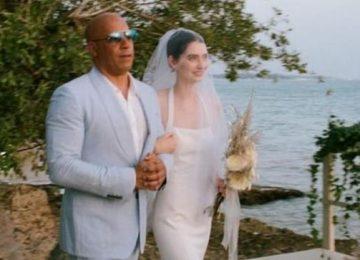 Παντρεύτηκε η κόρη του αδικοχαμένου Paul Walker